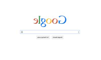 Google 1 Aprilie